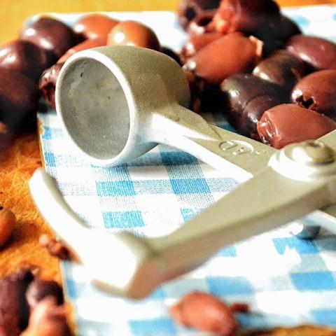 Olivenudstener