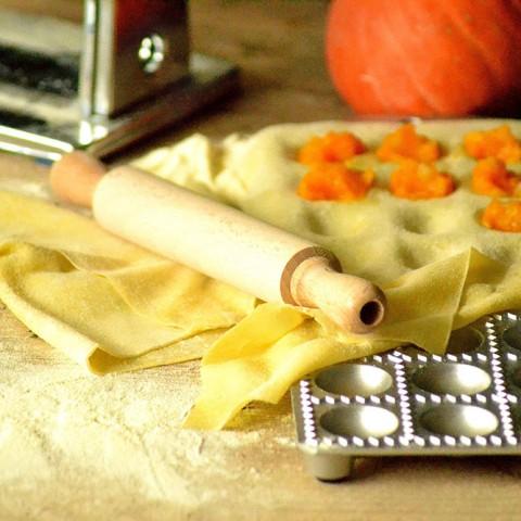 Ravioli-form - runde ravioli