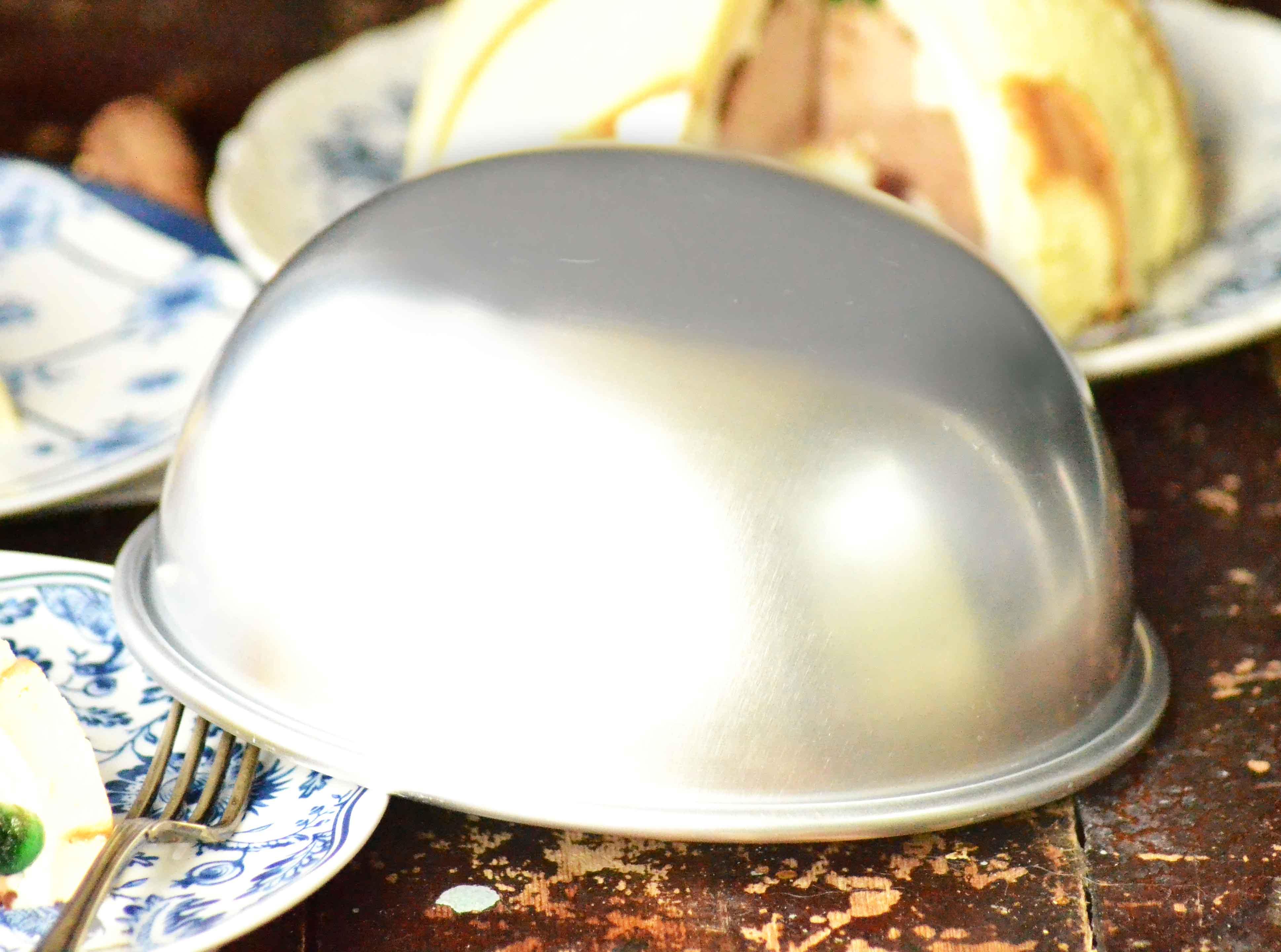 Zucotto- eller semifreddo-form