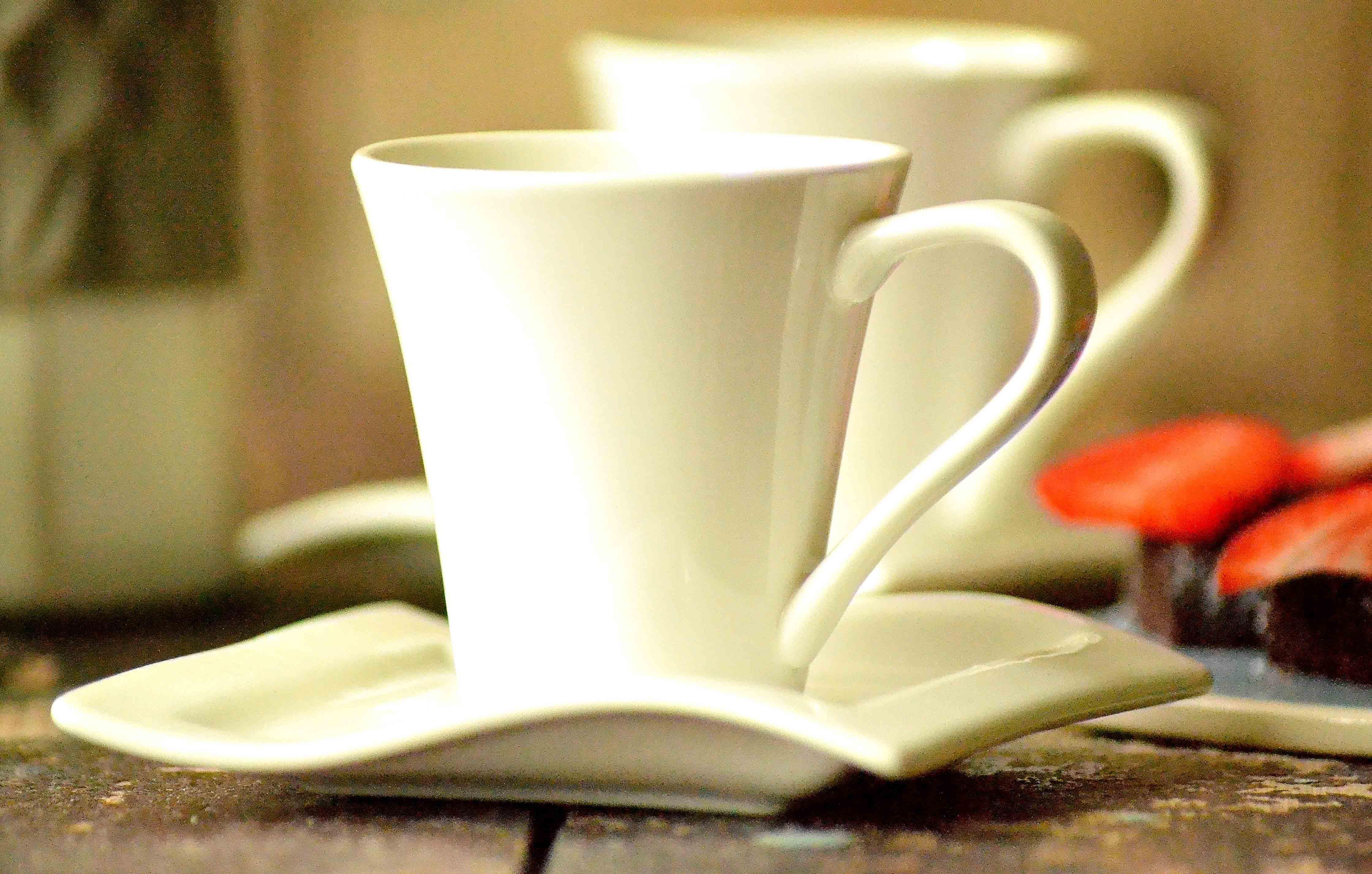 Espresso-kaffekopper   2 stk.