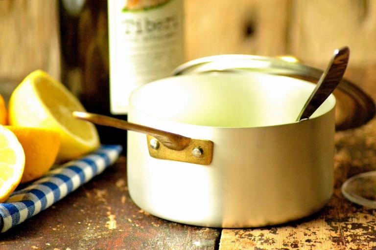 Elegant kasserolle