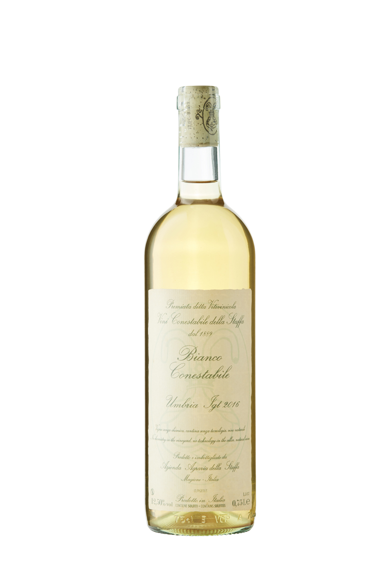 Conestabile della Staffa   Bianco Conestabile 2016   Malvasia mfl.