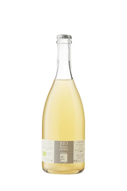 Il Farneto | Frisant Bianco 2016 | Sauvignon Blanc mfl.
