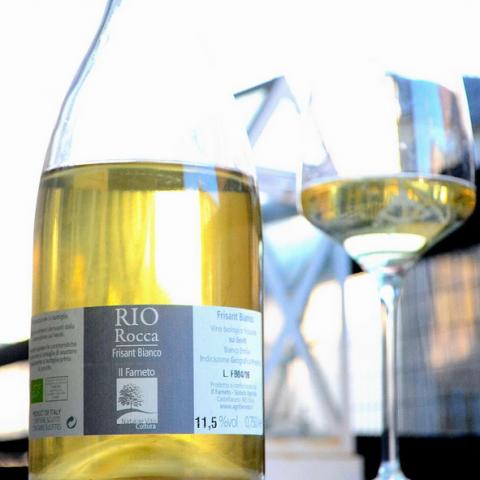 Il Farneto   Frisant Bianco 2016   Sauvignon Blanc mfl.