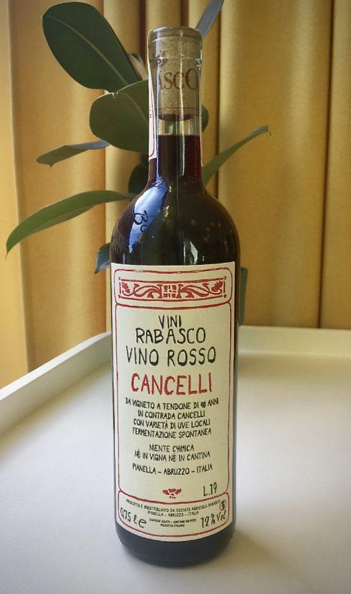 Cancelli Rosso