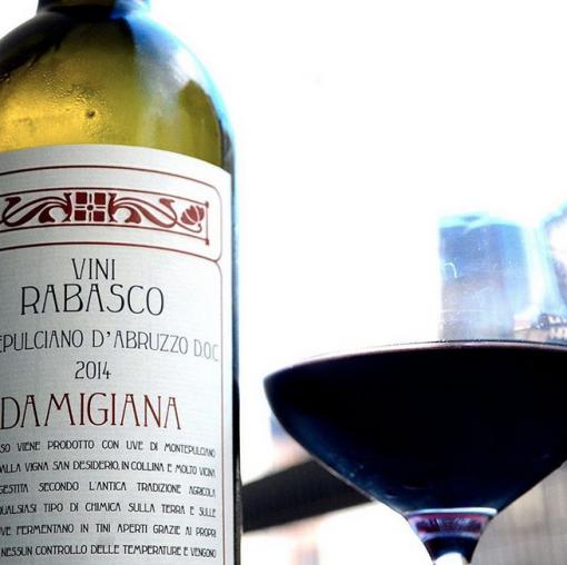 Damigiana 2017 Rabasco