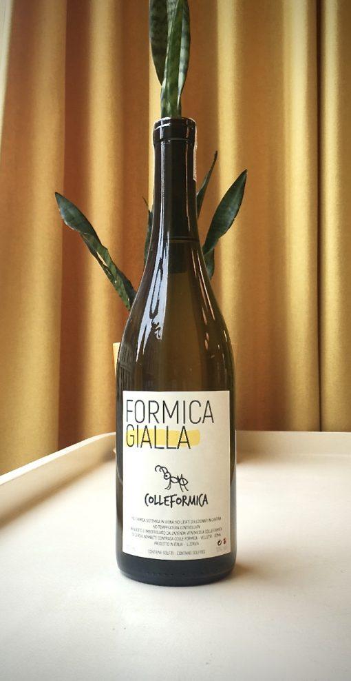 Formica Gialla 2019